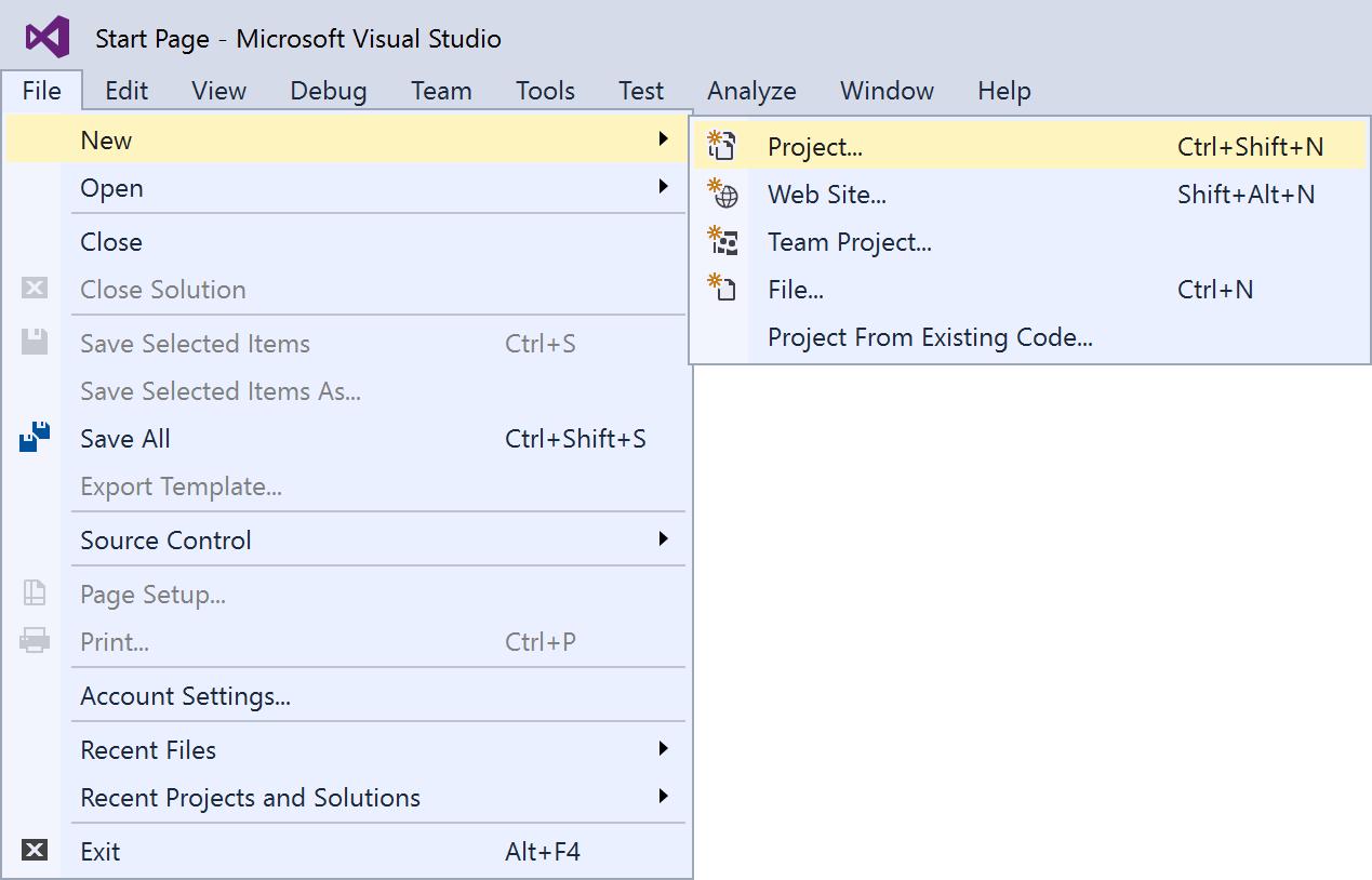 making a save menu visual studio windows application