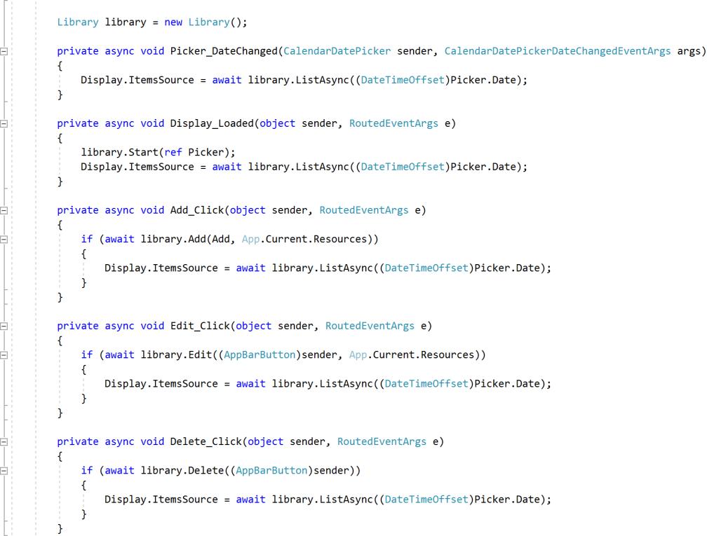 code-calendar-app