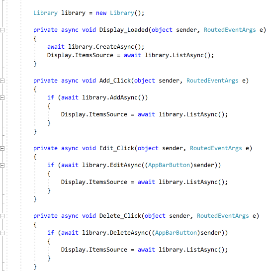 code-database