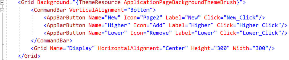 xaml-high-or-low