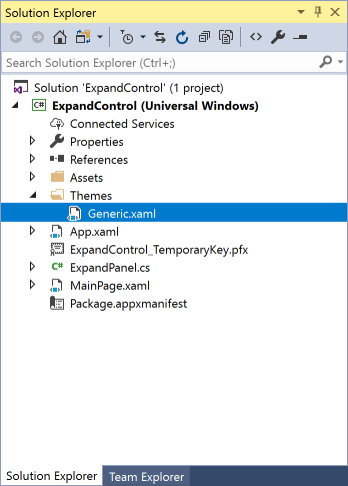 vs2017-generic-expand-control
