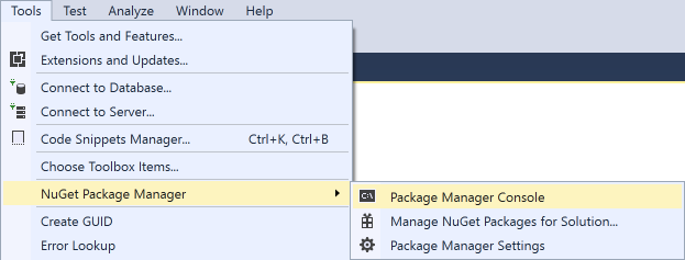 vs2017-tools-nuget-package-manager-package-manager-console