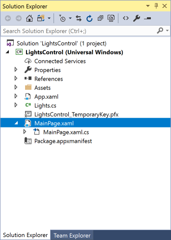 vs2017-mainpage-library