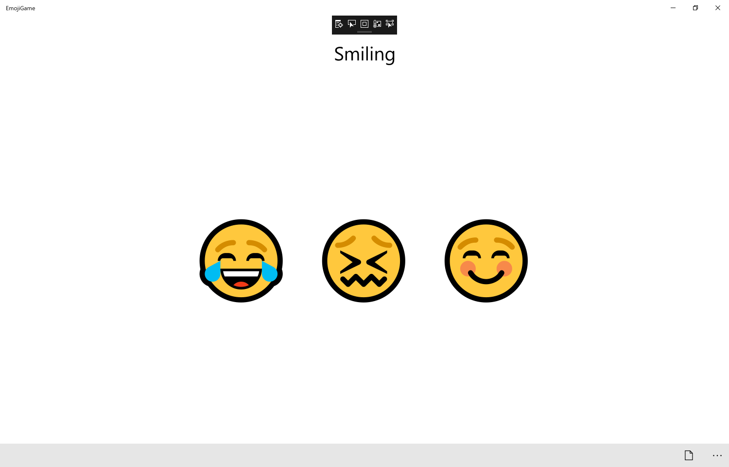 uwp-ran-emoji-game