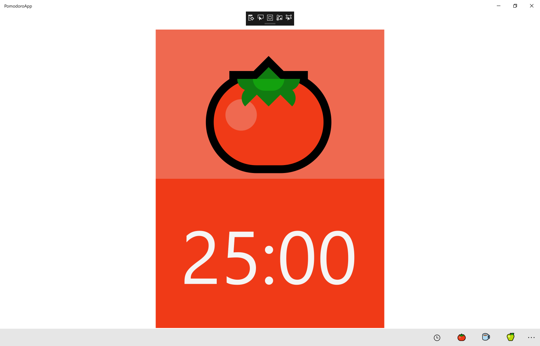 uwp-ran-pomodoro-app